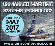 Unmanned Maritime Systems Technology 2017