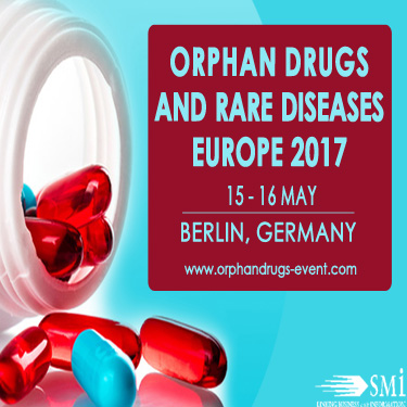 Orphan Drugs & Rare Diseases Europe | 15th - 16th May 2017