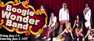 See Boogie Wonder Band at Cove Haven Resorts!