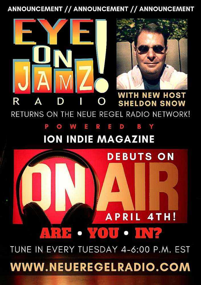 """ION Indie Magazine Selects Sheldon Snow As Host of """"Eye On ..."""