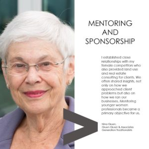 Keynote speaker Nina Gruen, Executive VP, Principal Sociologist and author.