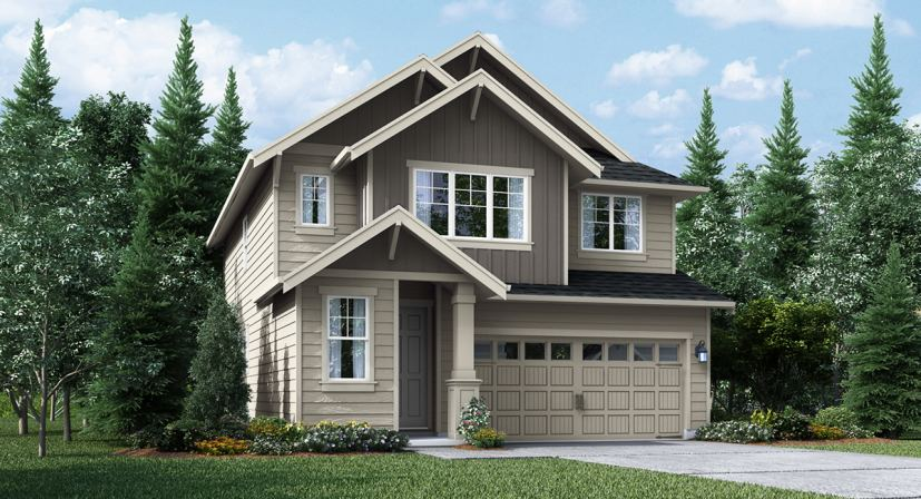 Lennar's Eagle Glen will bring a new home community to Lake Stevens.