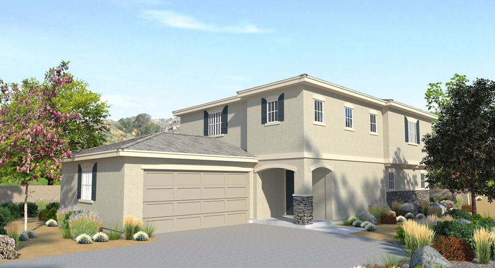 Lennar's Meadow Creek is now open for information.