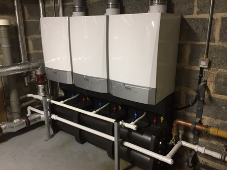 Remeha boilers deliver high-performance heating for top manufacturer ...