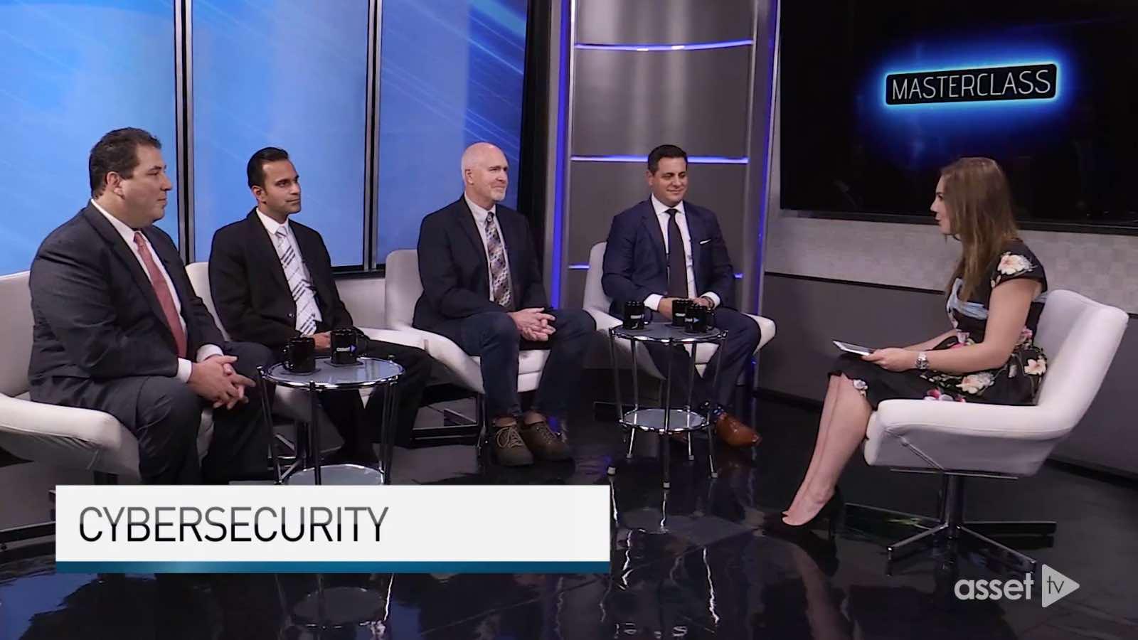 Cybersecurity MASTERCLASS Panel