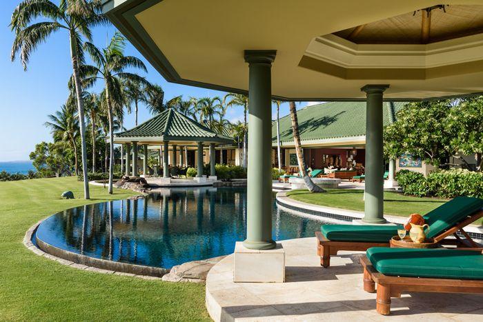Hale Kiekiena recently sold for $11.5 million on Hawaii Island.