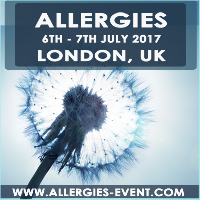 Allergies 2017 | 6th - 7th July 2017