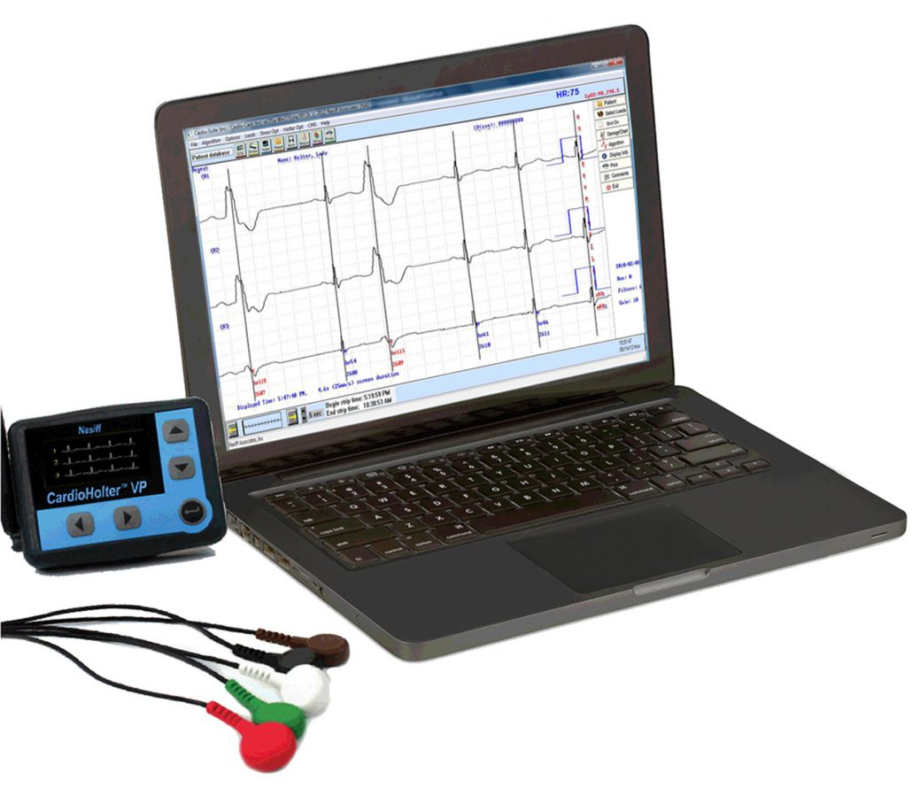 Nasiff CardioHolter Monitor