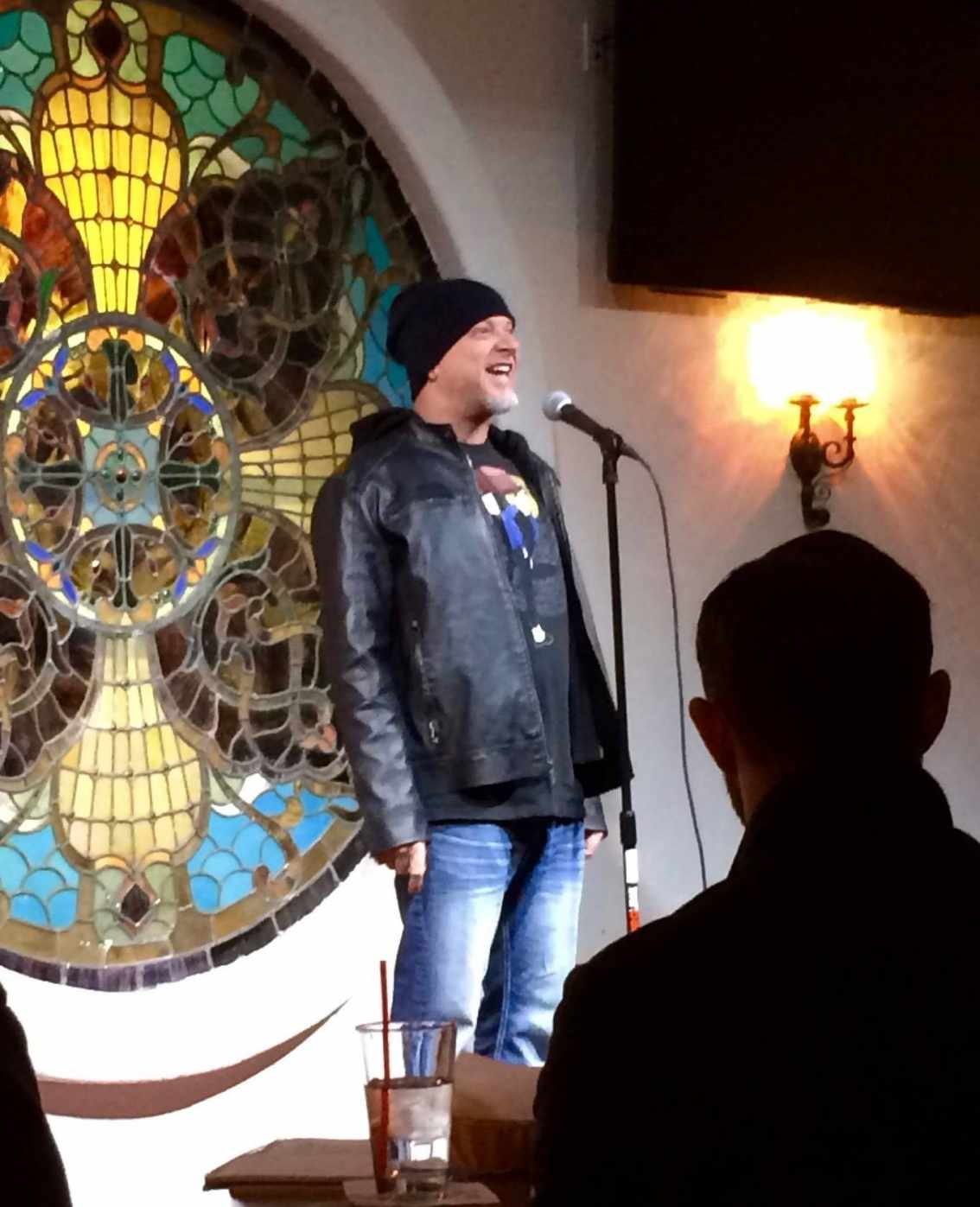 Don Barnhart Begins Filming Church Of Ha - Clean Comedy At It's Finest