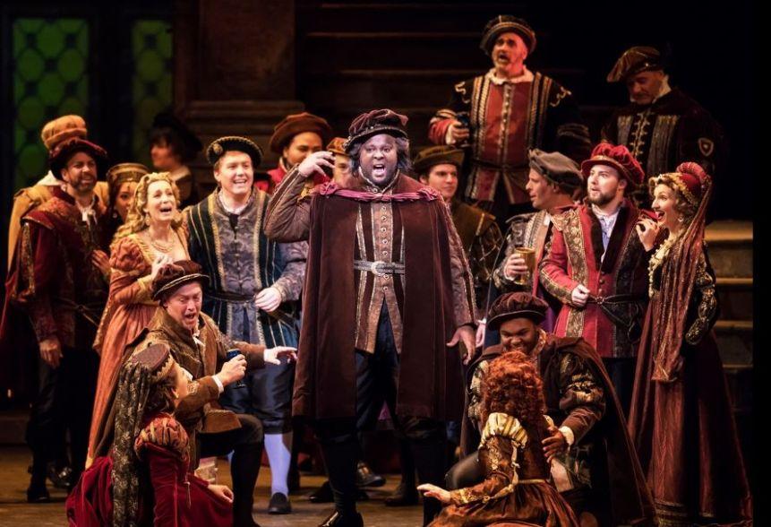 The Chorus in Rigoletto