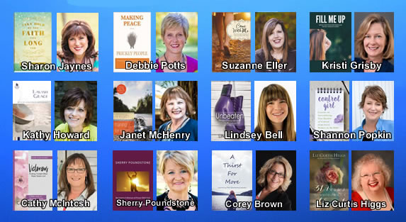 Bible Study Expo Guest Authors