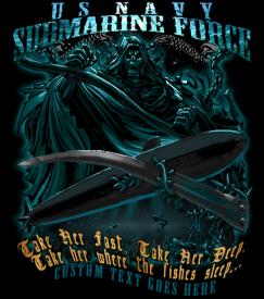 Navy Crow's Submarine Design!