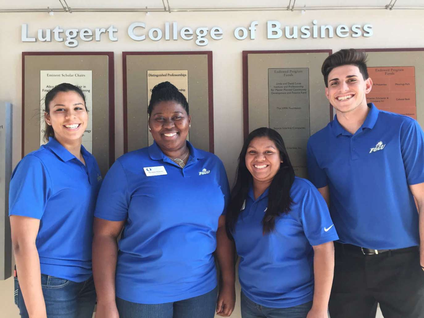 FGCU Ethics Case Competition Team
