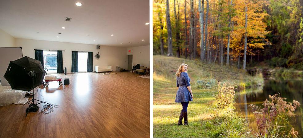 FineLine's Indoor and Outdoor Studio