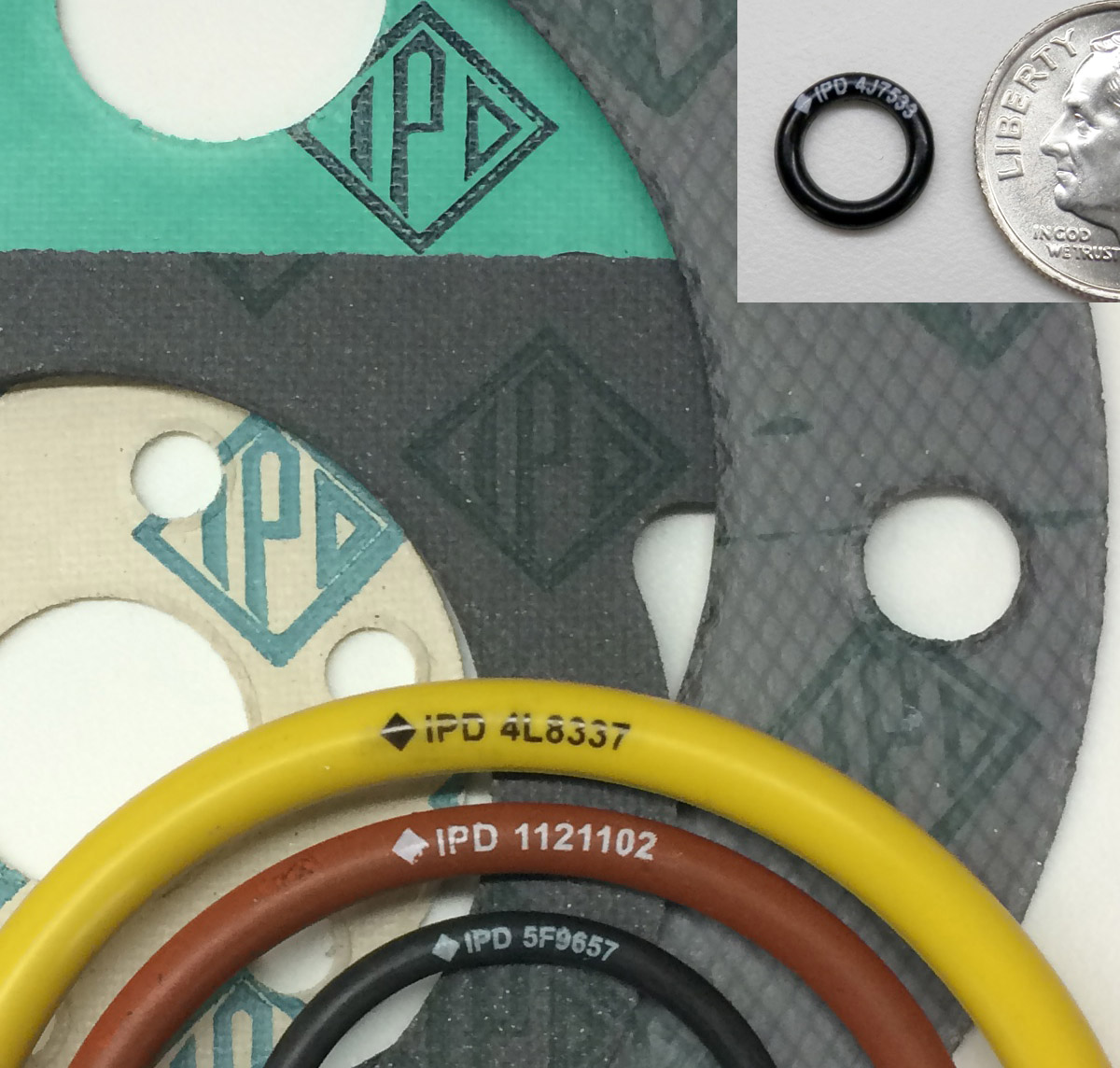 IPD branded gaskets