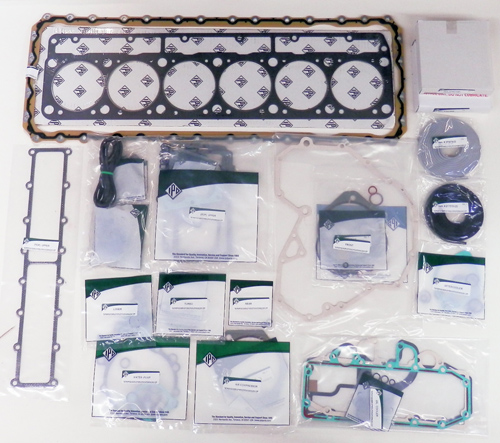 IPD gasket set components for Caterpillar C7 engines