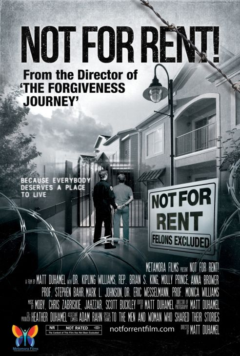 NOT FOR RENT!_Official Film Poster