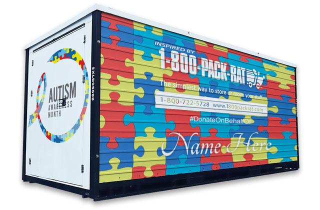April Donate Container