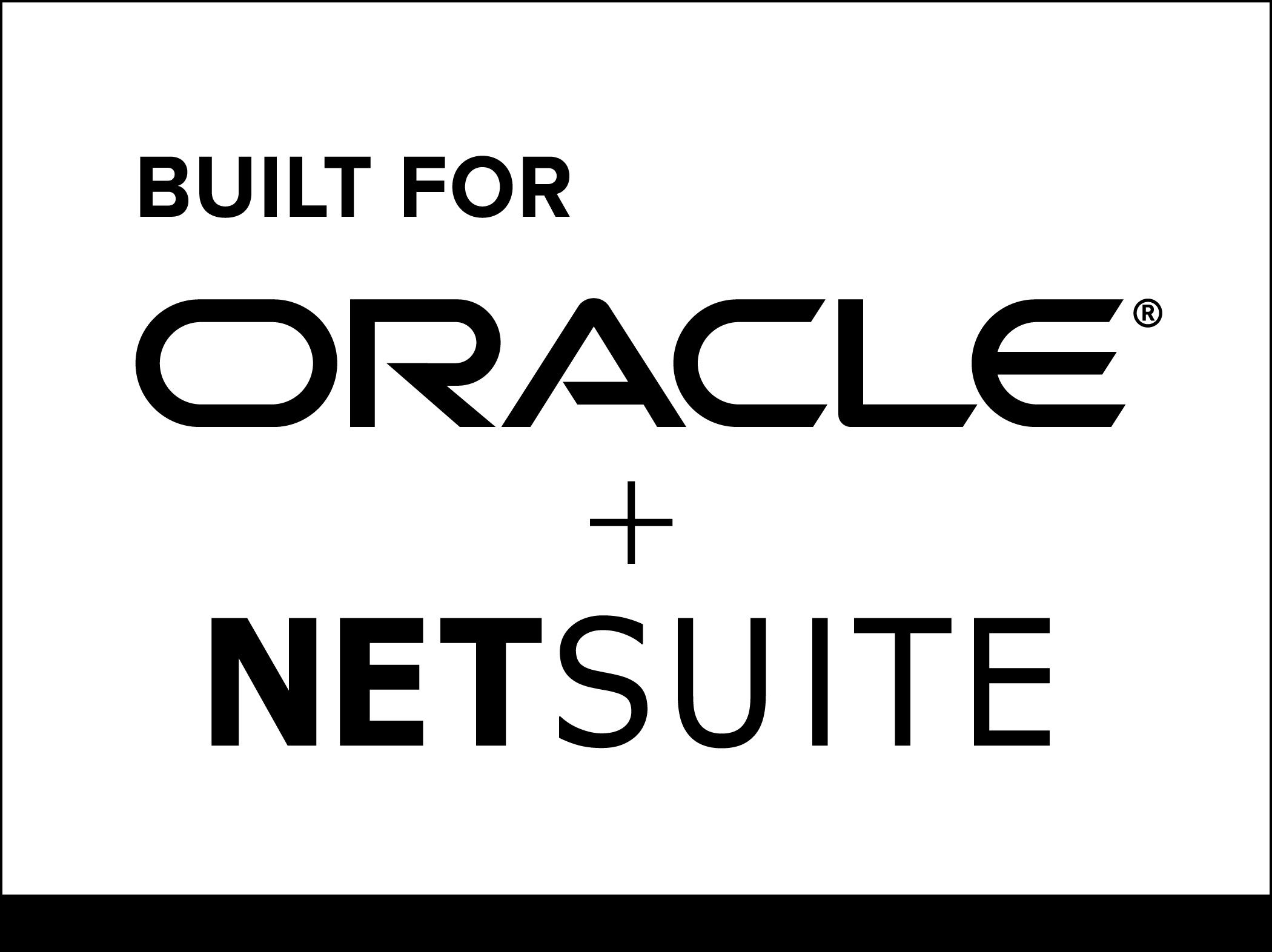 Valogix is Built for NetSuite