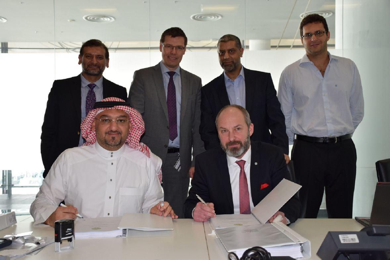 Siemens' Power and Gas Division & Saudi Bio-Acids Company