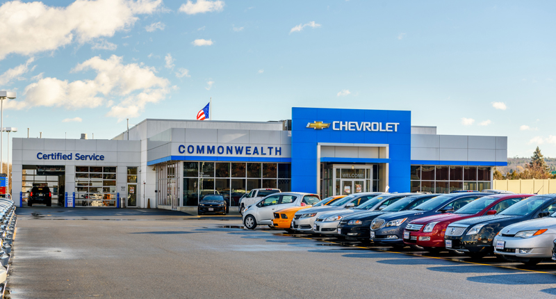Commonwealth Chevrolet Was Named A General Motors Green