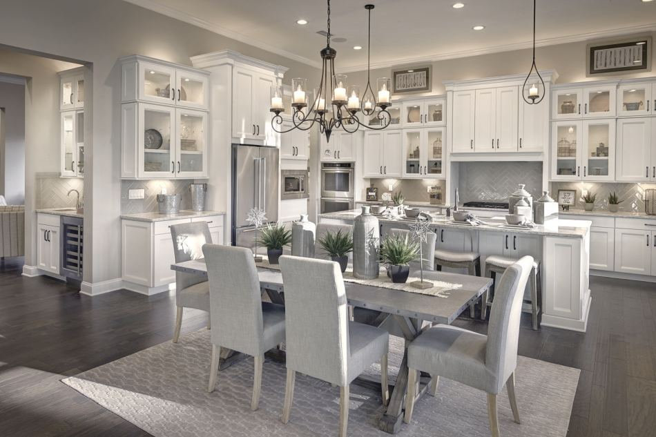 Mattamy homes rivertown opens six new decorated model for Model home pics