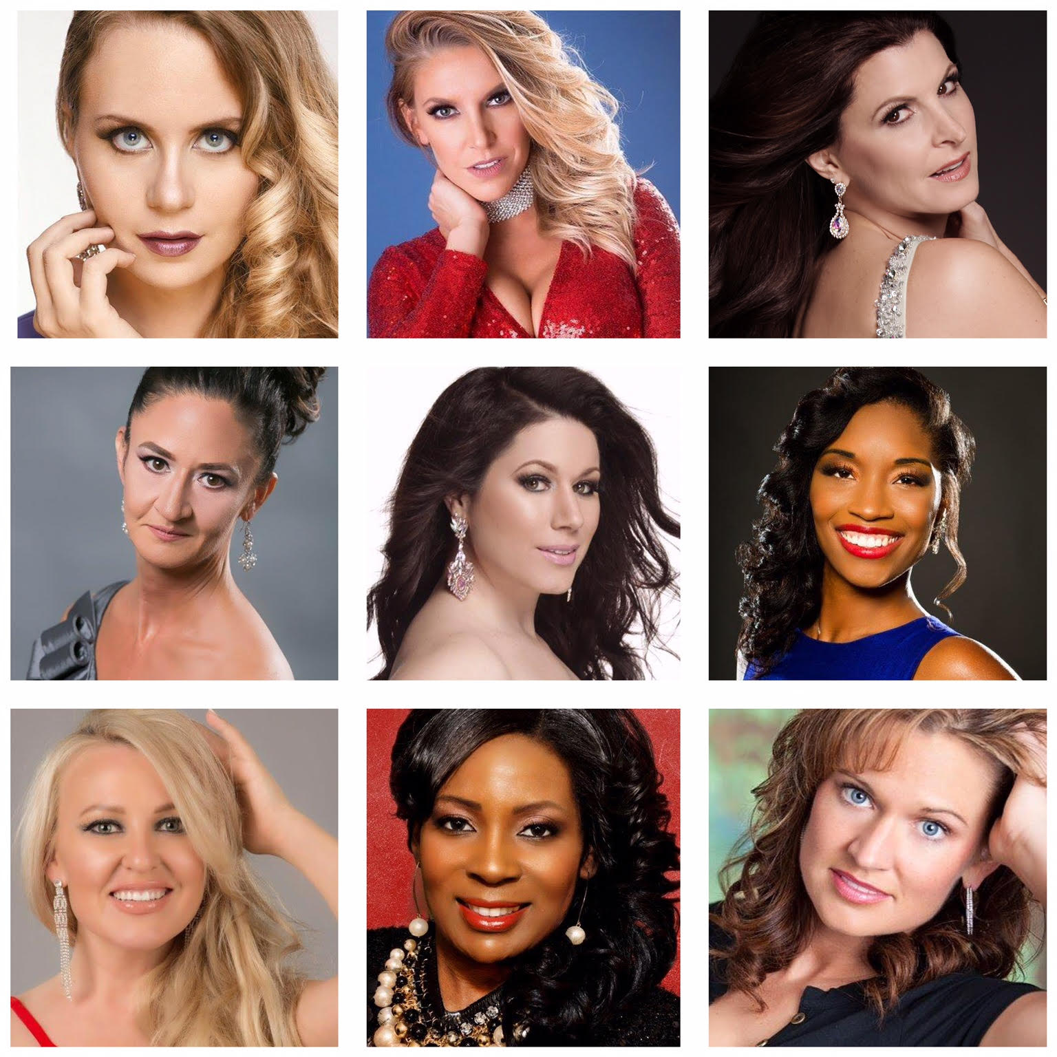 Mrs. Pennsylvania America 2017 Contestants