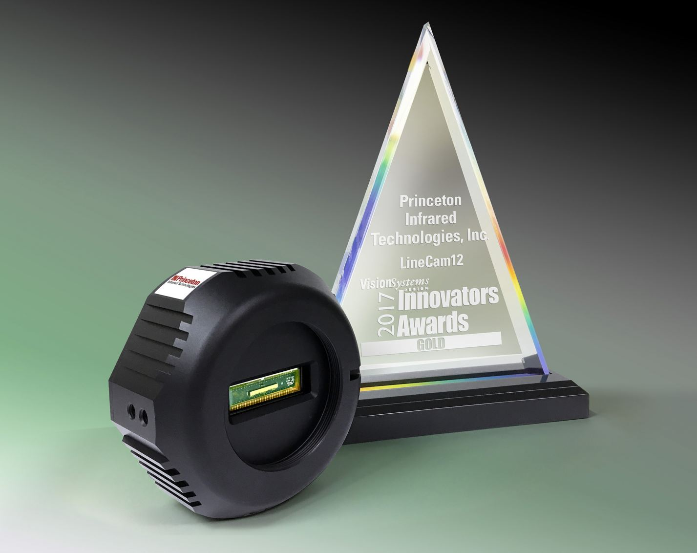 Princeton Infrared Technologies Receives Vision Systems