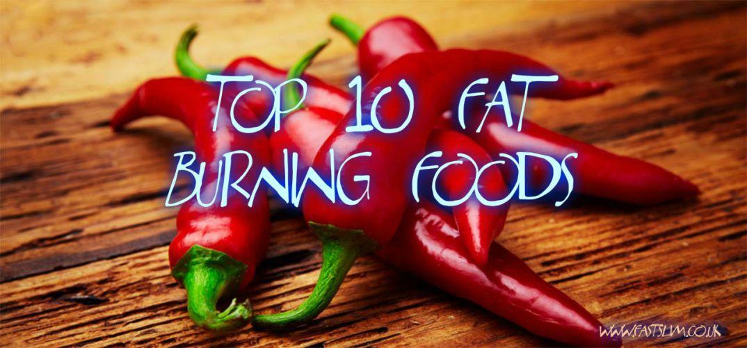 Top-10-Fat-Burning-Foods-That-Burns-Fat