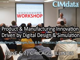 Agenda for cimdata 39 s product manufacturing innovation for Innovation consulting firms chicago