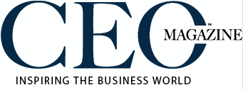 The official logo of The CEO Magazine