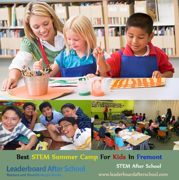 Providing A Best STEM Summer Camp For Kids In Fremont