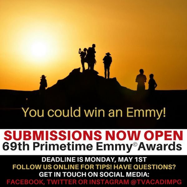 You could win an Interactive Media Emmy® Award