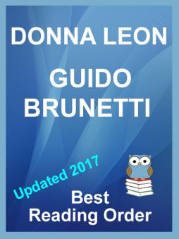 Order of Guido Brunetti Books - OrderOfBooks.com
