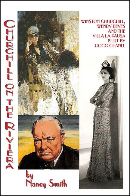 Churchill On The Riviera book cover