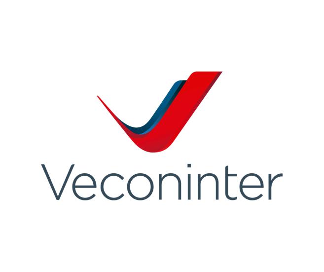 Veconinter' new logo
