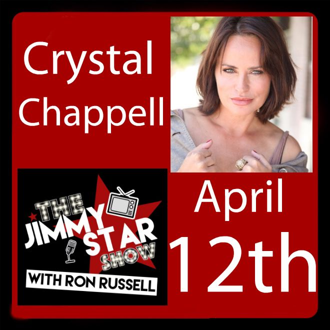 Crystal Chappell On The Jimmy Star Show With Ron Russell