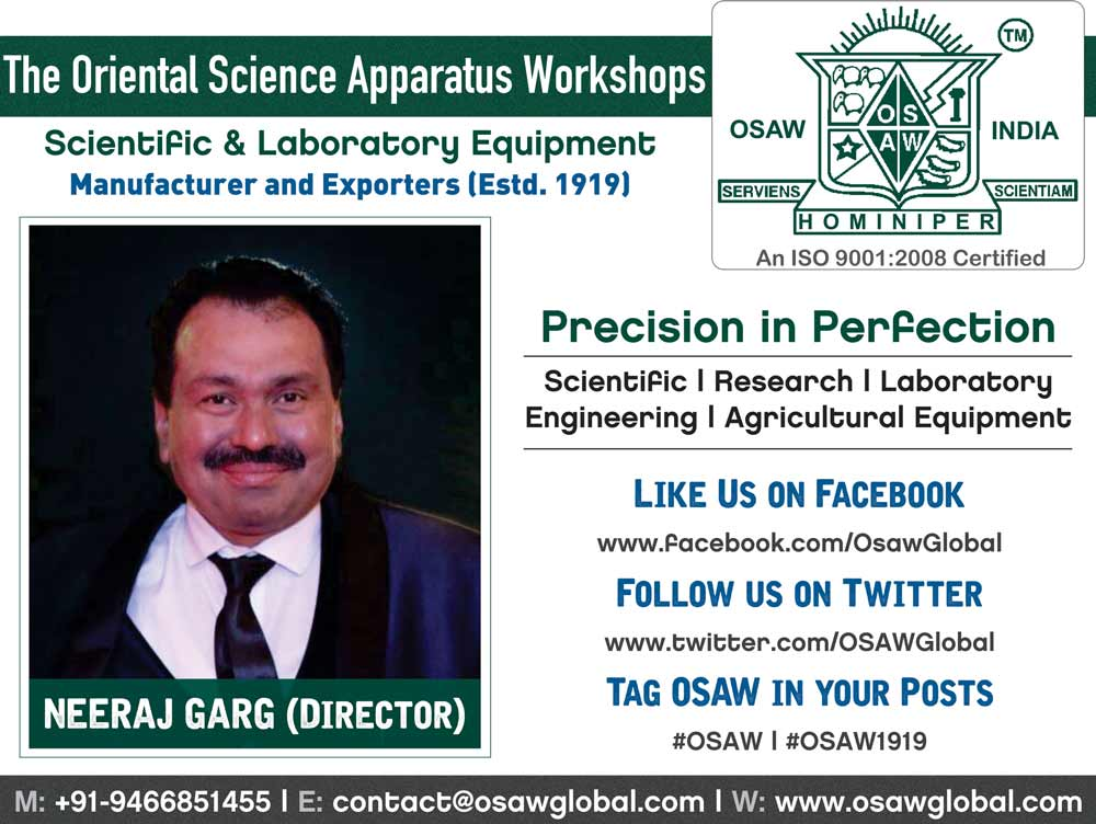 Oriental Science Apparatus Workshops (OSAW)