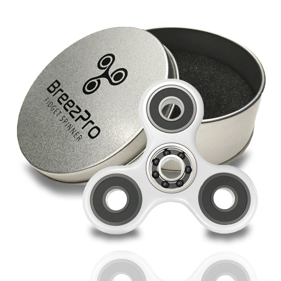 Get your BreezPro Fidget Spinners now for only $16.92
