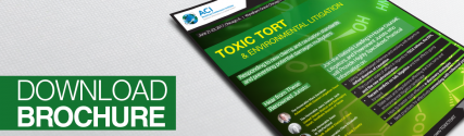 Toxic Tort and Environmental Litigation June 21 - 23, 2017, Chicago