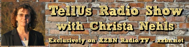 The TELLUS Raddio Show with Christa Nehls