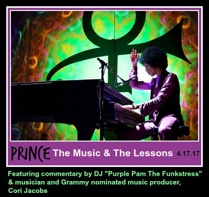 Prince: The Music & The Lessons