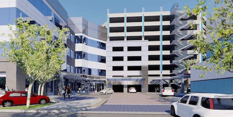 New DaVita Healthcare Outpatient Facility in Los Angeles