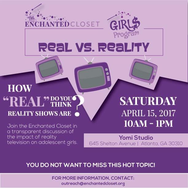 Real VS Reality