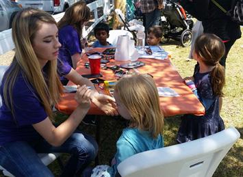 Conejo Valley/Miller YMCA Healthy Kids Day