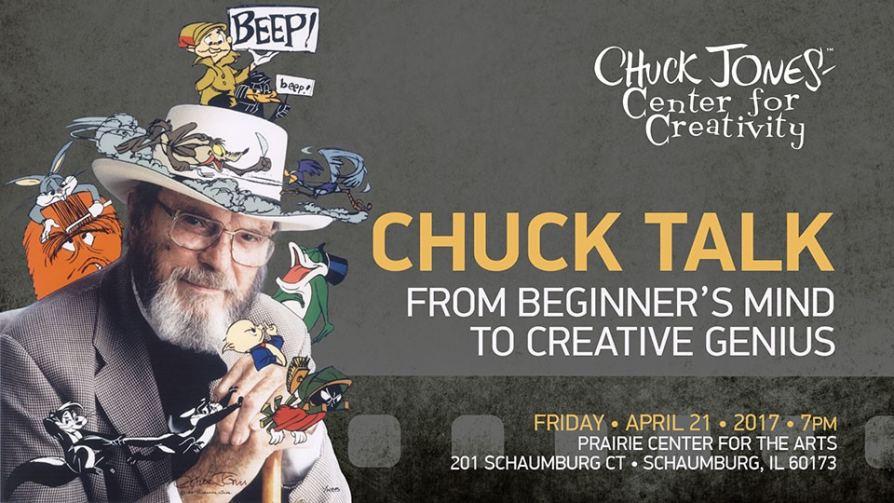 Chuck Talk 4-21-2017