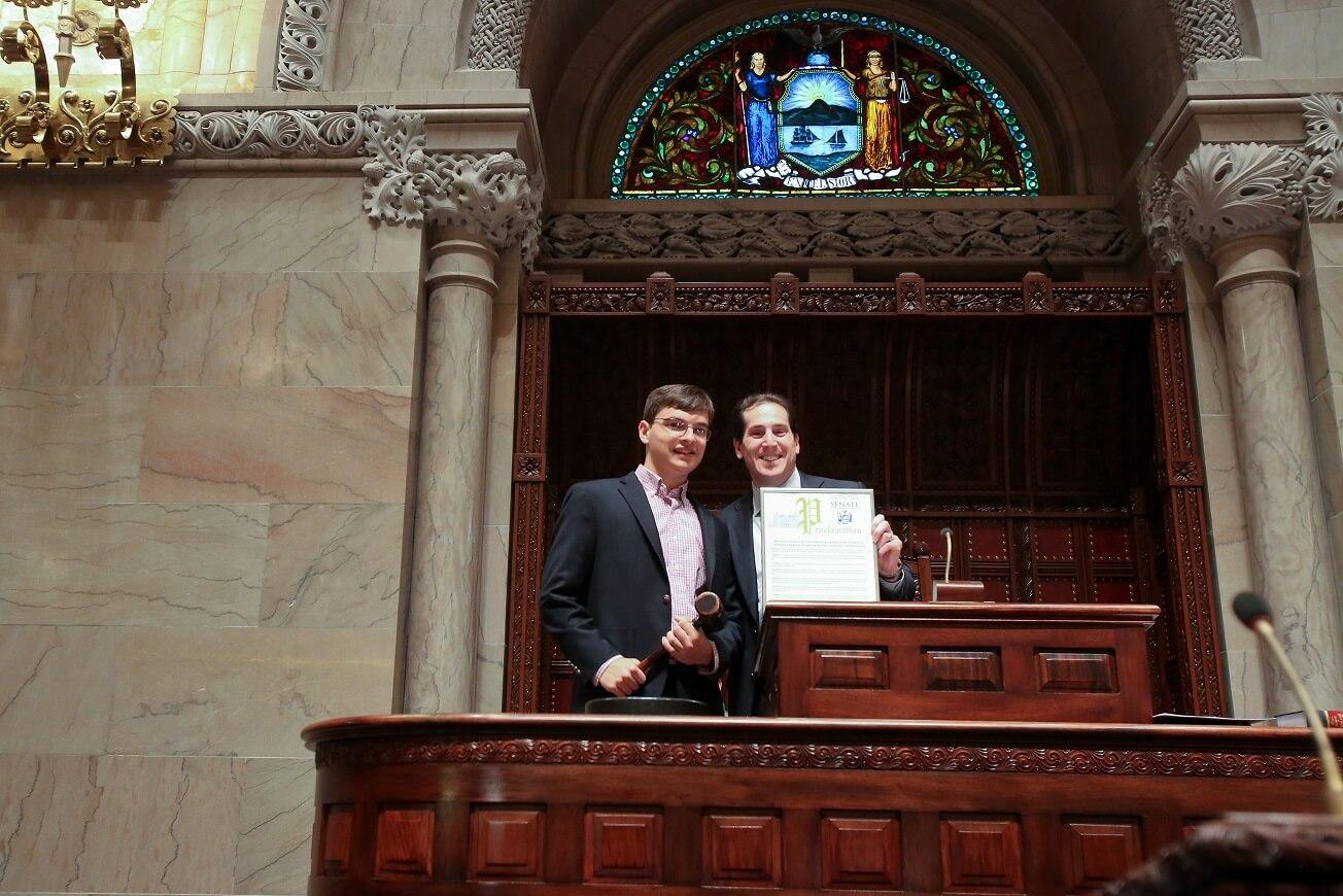 Todd Kaminsky & John Rigazio