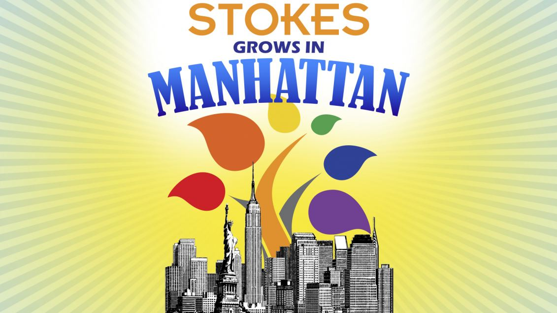 Stokes Grows In Manhattan