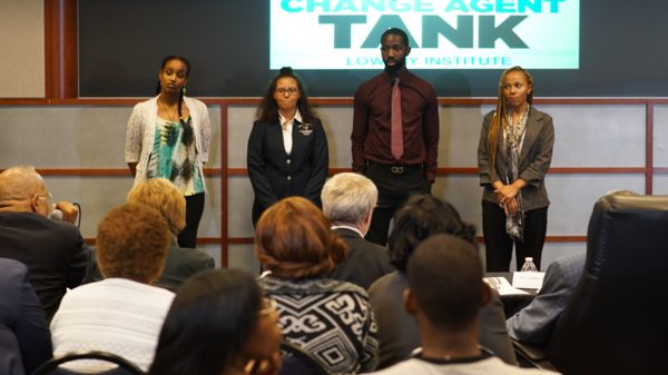 Lowery Institute Change Agent Tank