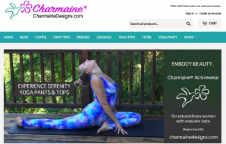 charmaine-activewear
